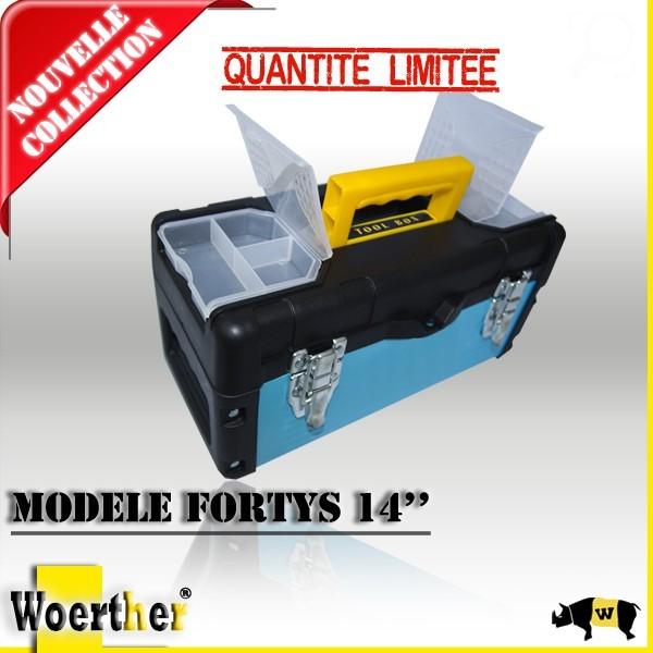 Caisse outils m tallique mod le fortys 14 39 39 for Caisse a outils vide angers